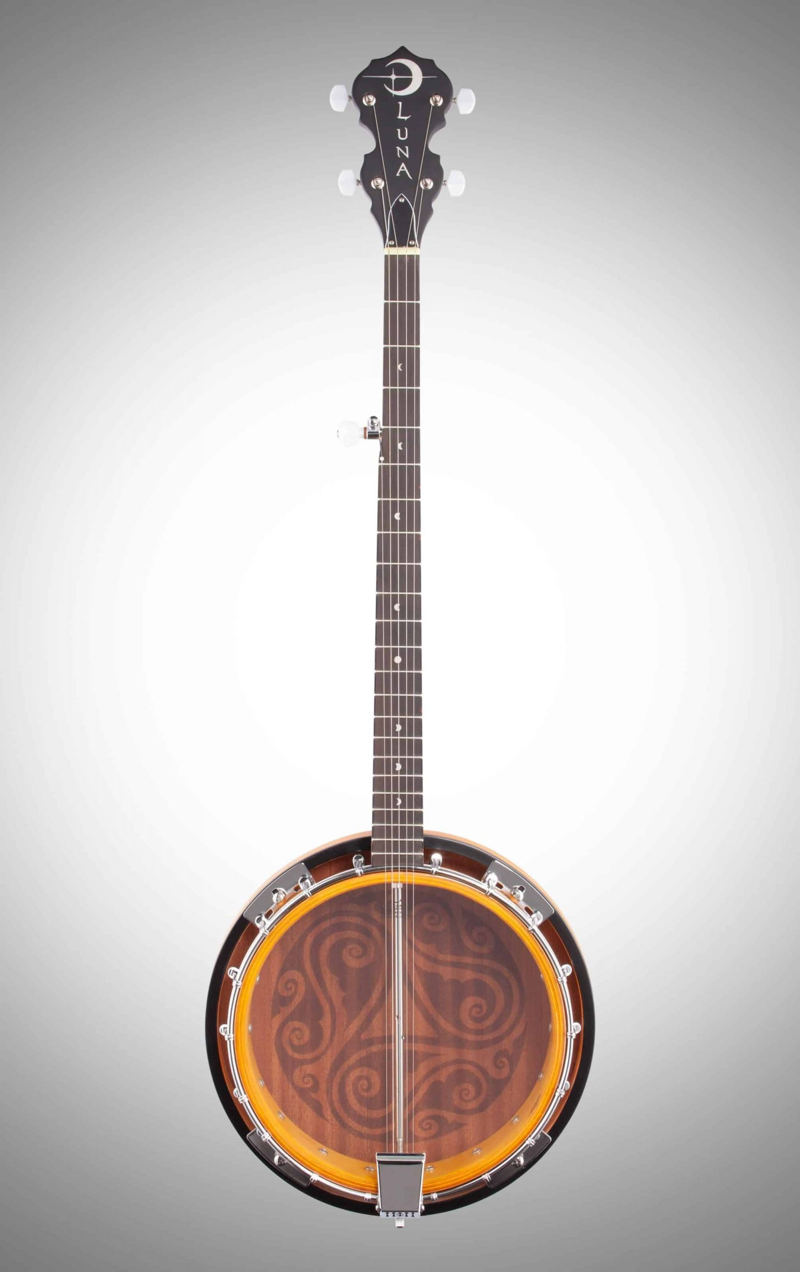 Luna celtic banjo