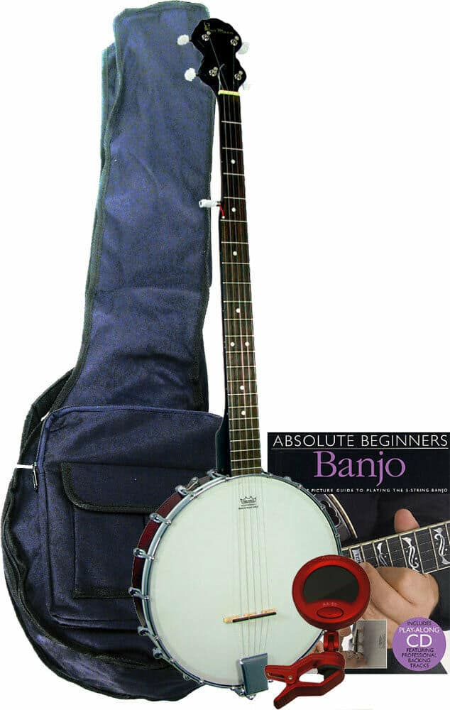 Blue Moon BJ-10 5 String Banjo