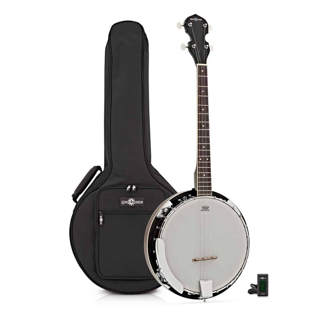 4 String Banjo Pack