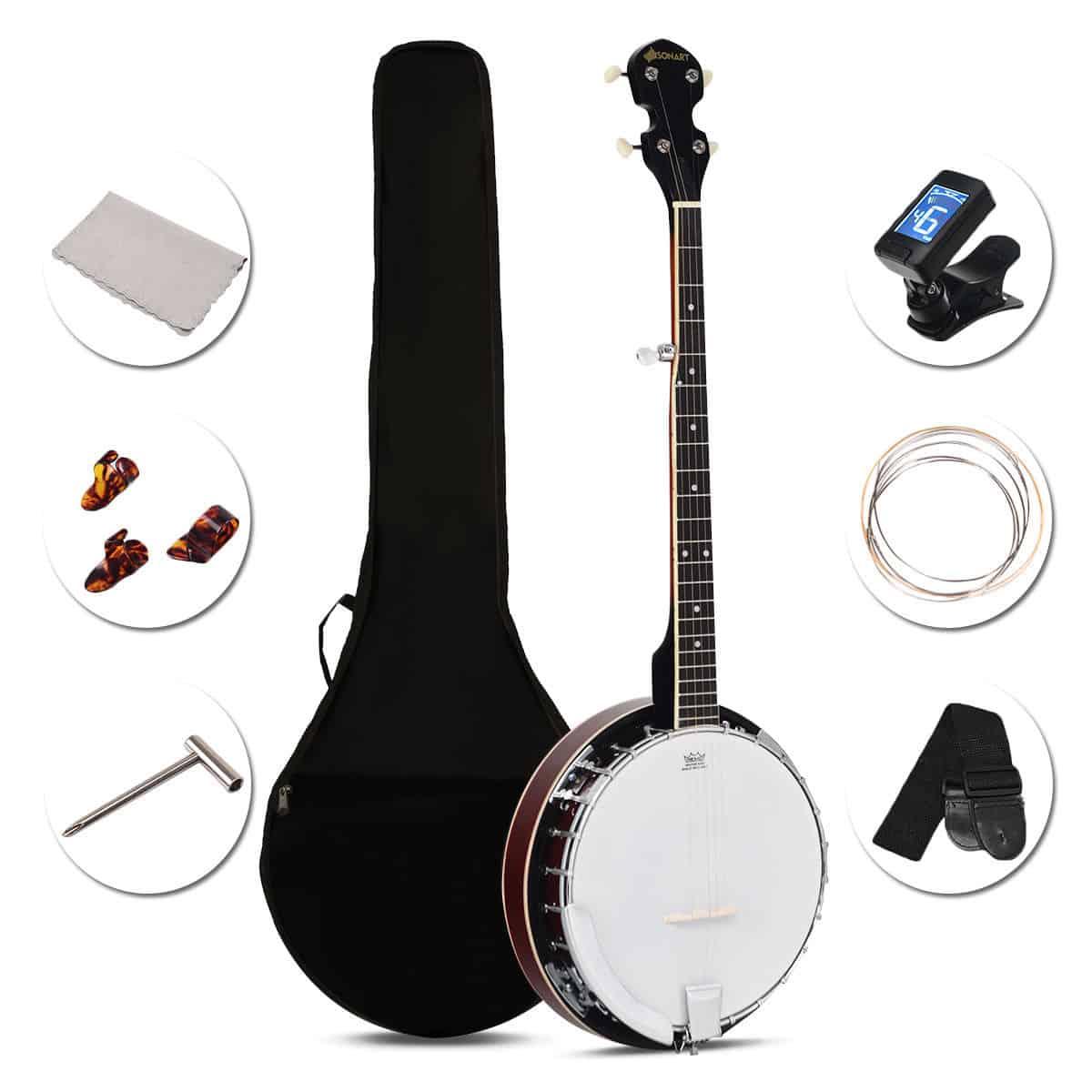 Costway Sonart 5 String Banjo