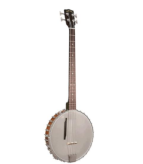 Gold Tone BB-400+ Left-Handed 4-String Banjo