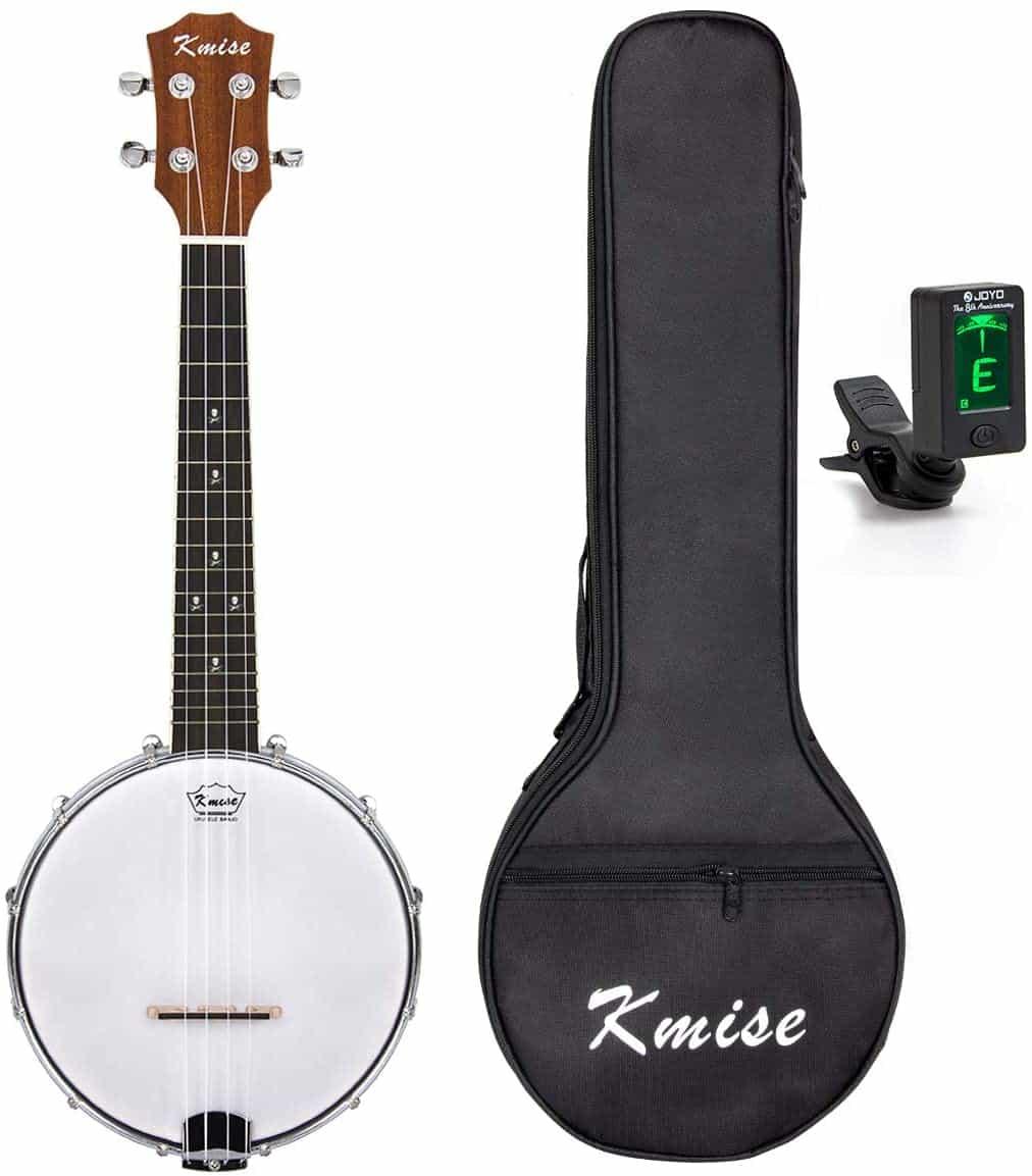 Kmise 4 String Banjo