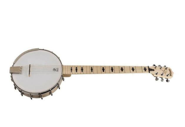 DeeringGoodtime 6- String Banjo