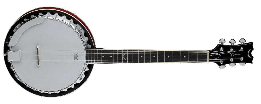 DeanBW6 Backwoods 6 String Banjo